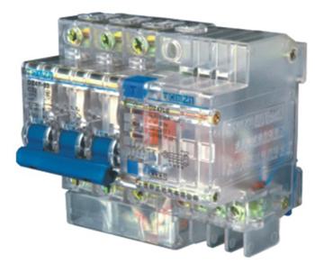 picc漏电开关接线图